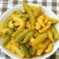 Tendli with Cashew nuts (Tendli Bibbe)