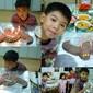 Dinosaur Cake 恐龙蛋糕