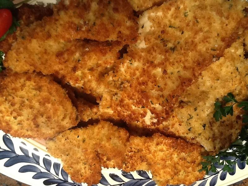 Italian Breaded Chicken Breast
