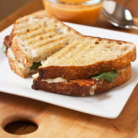 Grilled Cheese and Tomato Soup…and Heather Christo's Generous Table Giveaway!