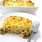 Skinny Hash Browns, Bacon and Eggs Breakfast Casserole