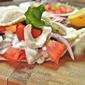 Quick Filet Kabob Pita Sandwiches with Tzatziki