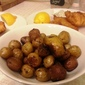 Baby Roasted Potatoes with Garlic, Rosemary & Sea Salt