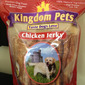Kingdom Pets Chicken Jerky-- Review