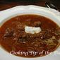Crock Pot Hungarian Goulash Soup