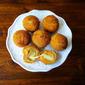 Fried Potato Cheese Balls