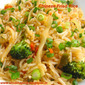 Chinese Fried Rice (Veg)