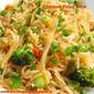 Chinese Fried Rice (Veg)