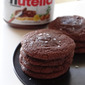 4-Ingredient Nutella Cookies