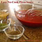 No-Cook Pizza Sauce