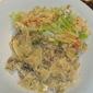 Taking On Jamie - Dish 1 - Mushroom Fafalle