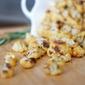 """Paprika, Rosemary & Cheese Cauliflower """"Popcorn"""""""