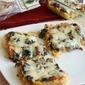 Baked Polenta with Mushrooms, Bacon and Swiss Chard (+ GIVEAWAY!)