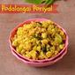 Podalangai Poriyal Recipe / Snakegourd Stir Fry   Side Dish for Rice
