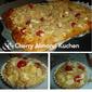 Cherry Almond Kuchen