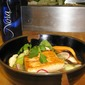 Recipe: Seared Wild Salmon in Lemongrass Broth with Pad Thai Noodles
