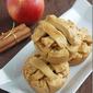 Mini apple cinnamon tart