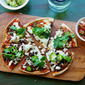 Pita Pizza With Beef