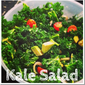Gluten Free Lunch on the Go: Kale Salad