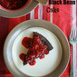 Chocolate Black Bean Cake