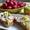 Radish and Apple Salad with Homemade Ricotta on Crostini