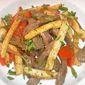 Lomo Saltado: Peruvian Steak and Fries