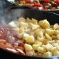 Potato & Smoked Sausage Hash