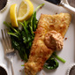 Sauteed Trout with Lime Chili Butter