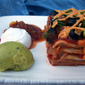 Family-Friendly Fiesta: Vegan Enchilada Casserole and Sauce