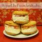 Tropical Ice Cream Sandwiches #FreshNFruti