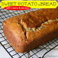 Sweet Potato Bread with Raisins & Pecans