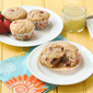 Roasted Strawberry Muffins with Lemon-Vanilla Bean Butter