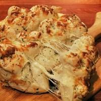 pull apart cheesy garlic knots