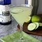 Cucumber Saketini