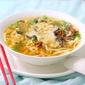 Minced Chicken Mee Hoon Soup