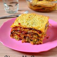 Vegetable Lasagna Recipe With Homemade Lasagna Sheets