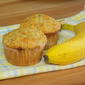 Browned Butter Banana Muffins