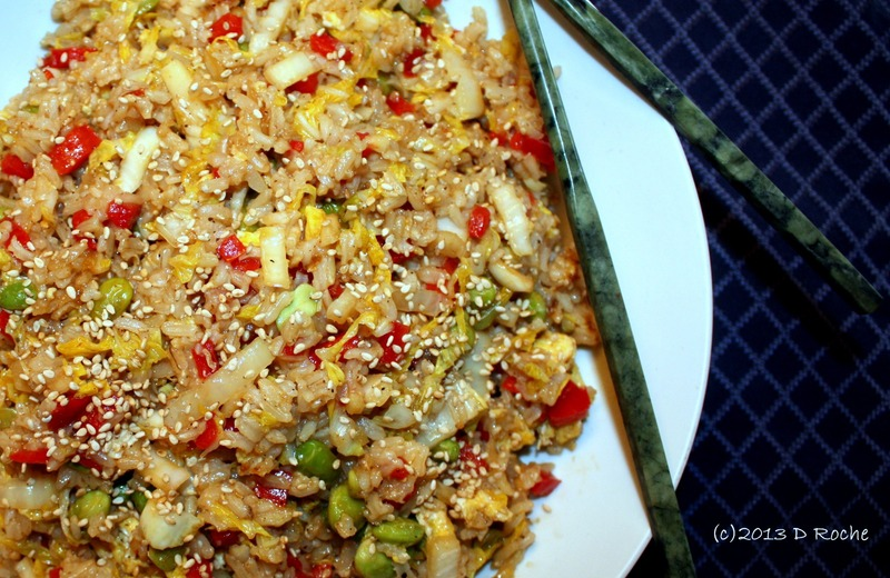 Stir Fried Rice lovers, you will remember this one...