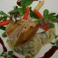 Chicken Breast, wild Mushroom Ravioli