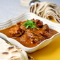 Low Fat Tomato Tandoori Chicken Curry