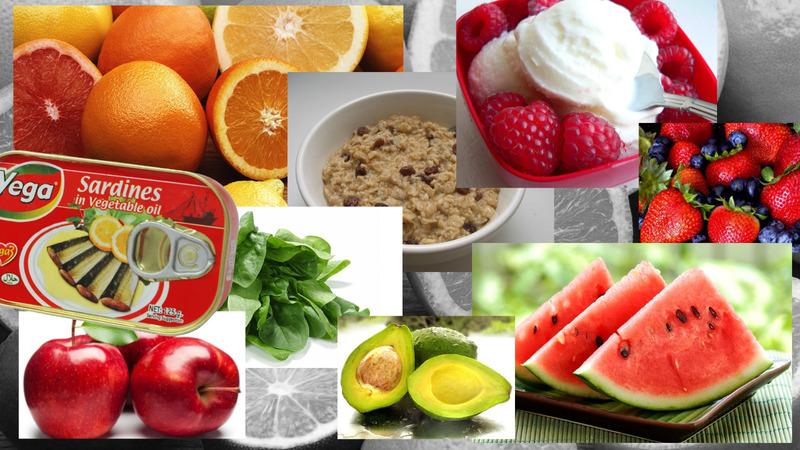 Healthy Energy Foods