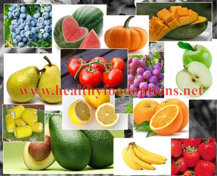 Benefits of Fruit Based on His Skin Color