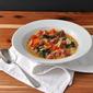Ham Bone, Veggie & Bean Soup