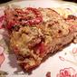 Tomato and Breadcrumb Quiche