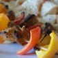 Southwestern Chicken Kebabs