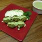 Baked Spinach Falafel & Cashew-Cucumber Sauce