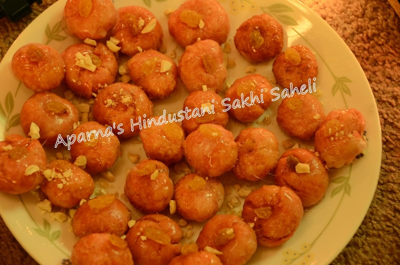 Balushahi/Doughnut