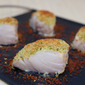 Baked Cod with a Parmesan and Parsley Crust