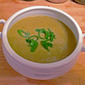 Creamy Green Garlic Potato Soup