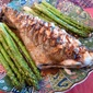 Asian-Style Grilled Black Bass